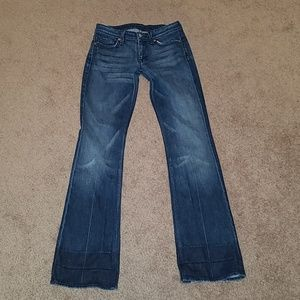 7 For All Mankind Flynt Jeans Medium wash sz 26